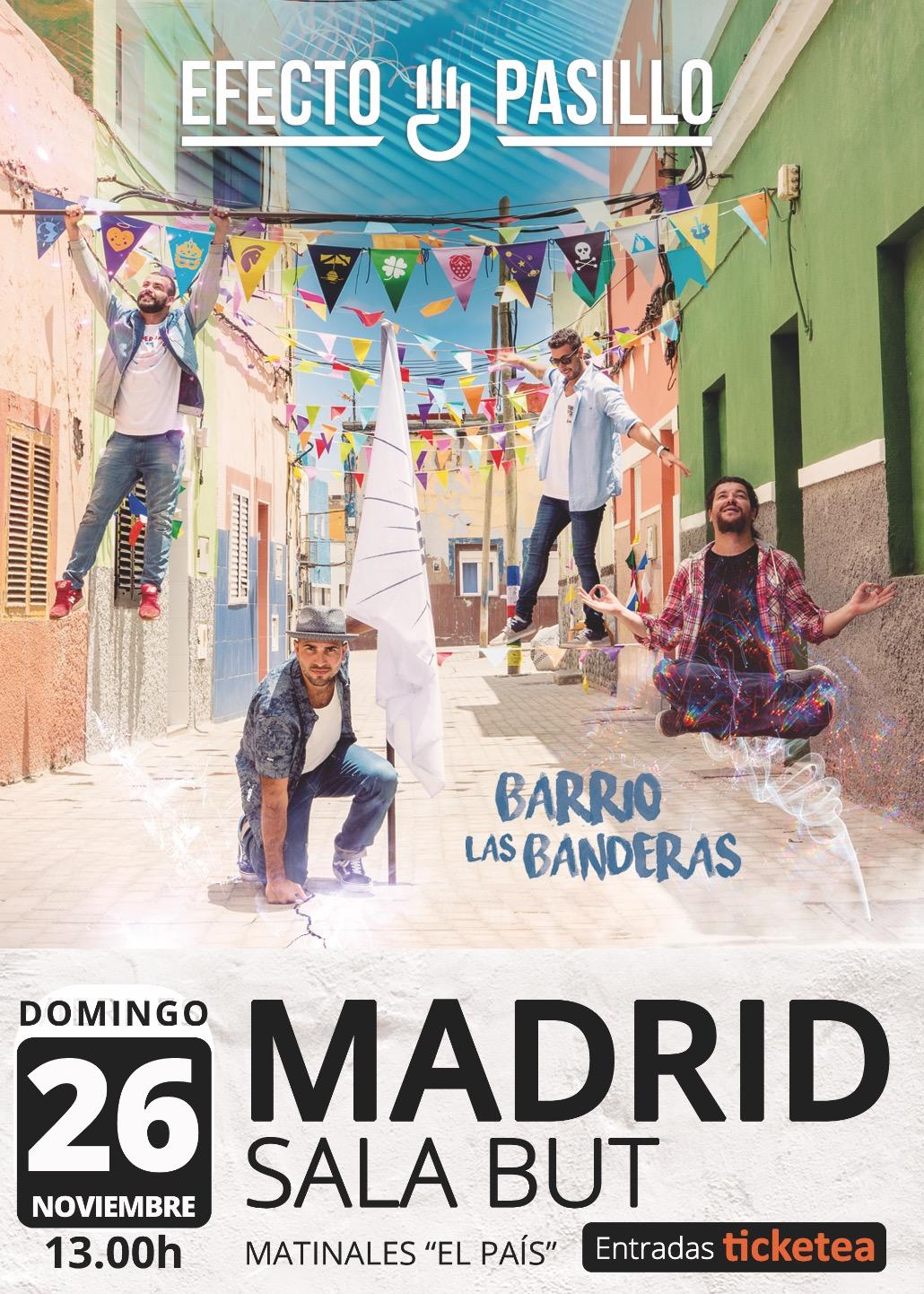 CARTEL MADRID