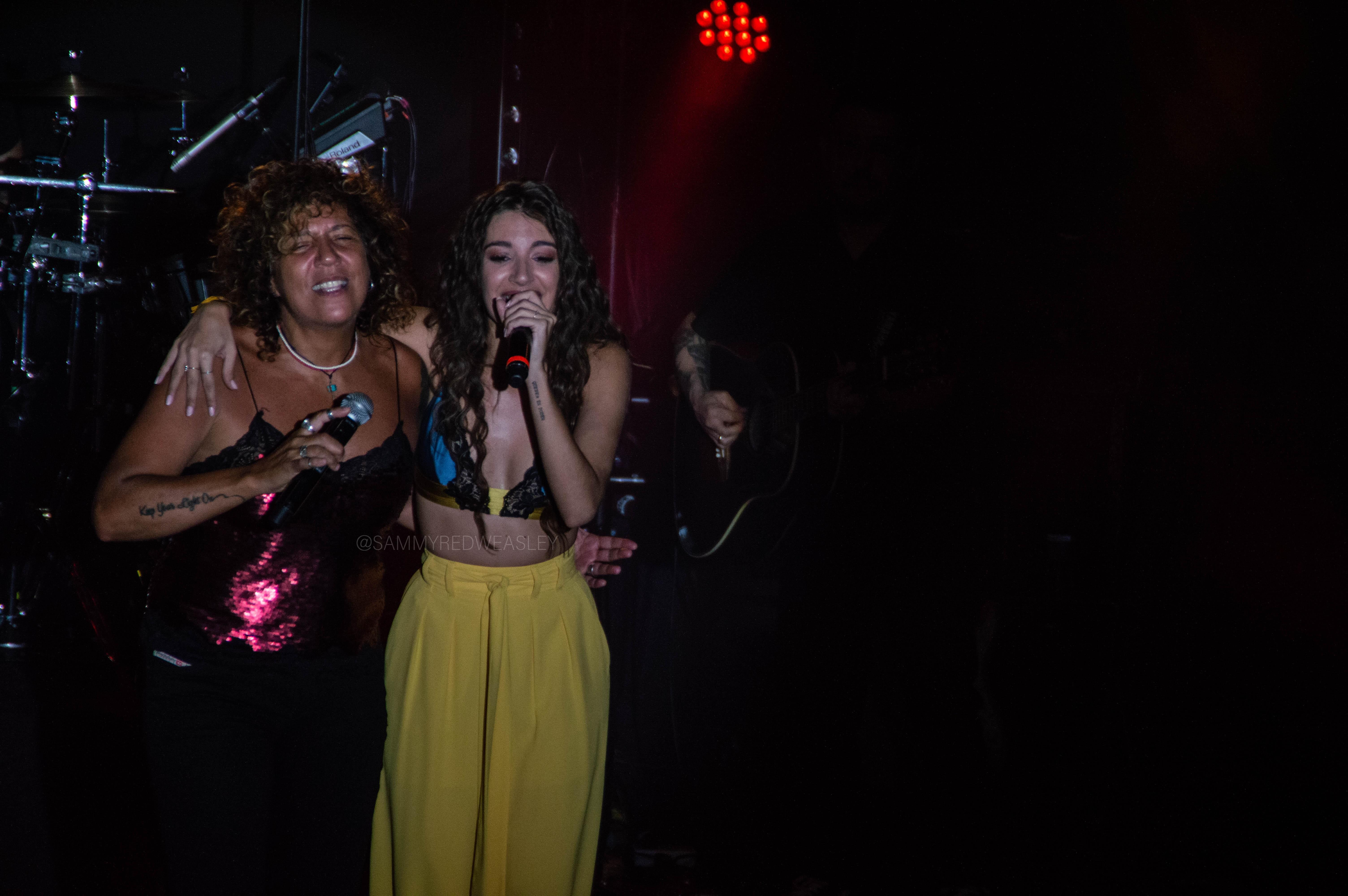 Ana Guerra y Rosana