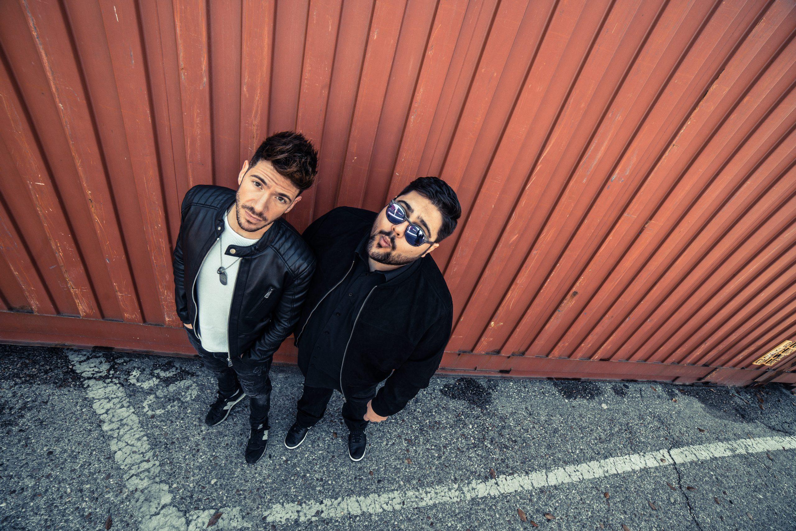 Dani Blanco y Carlos Alté, componentes de DiVans
