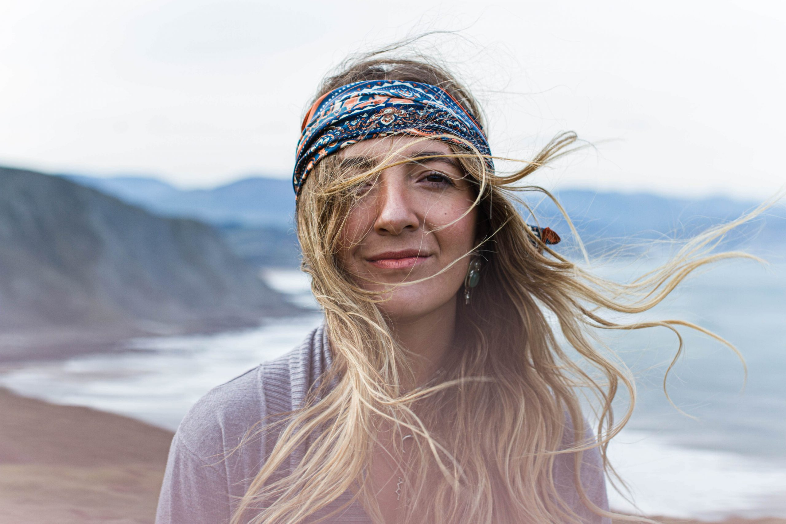 Paula Mattheus, cantante y compositora de Getxo