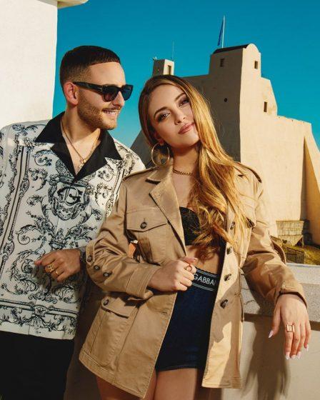 Rocco Hunt y Ana Mena, cantantes de A Un Paso de la Luna