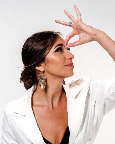 María Peláe, cantante y compositora malagueña