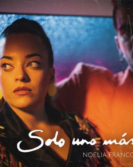 Noelia Franco, cantante malagueña y exconcursante de OT 2018