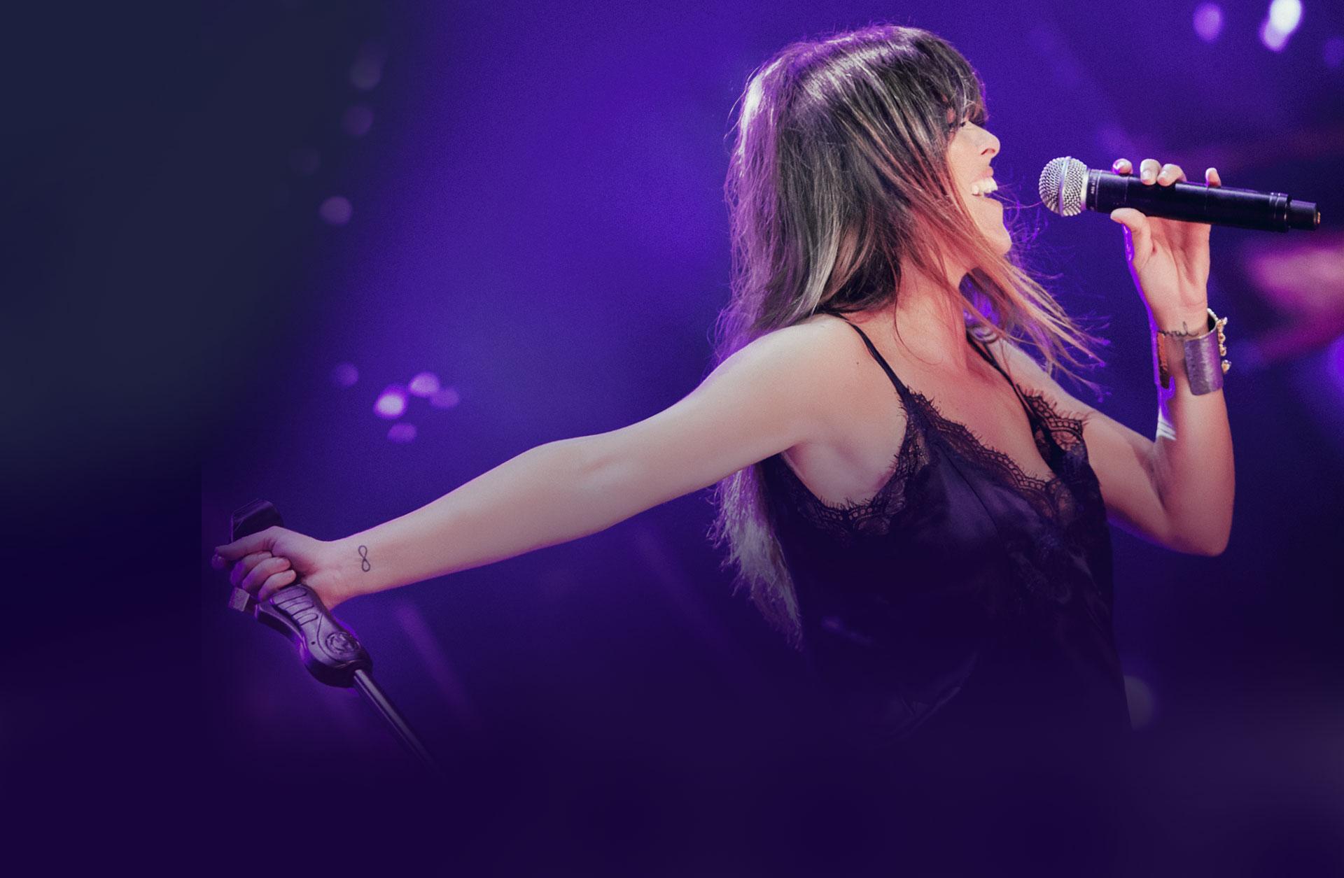 ARTÍCULO | Ya a la venta Munay Vivo, el DVD de la gira más especial de Vanesa Martín