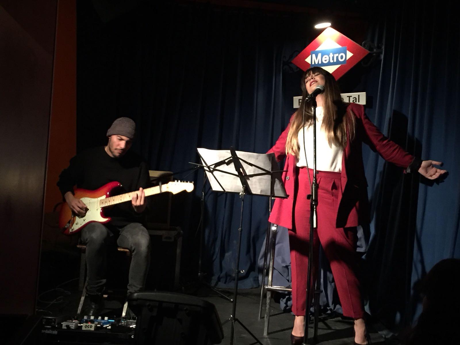 CRÓNICA | El último concierto de María Aguado en la Sala Fulanita de Tal en Madrid