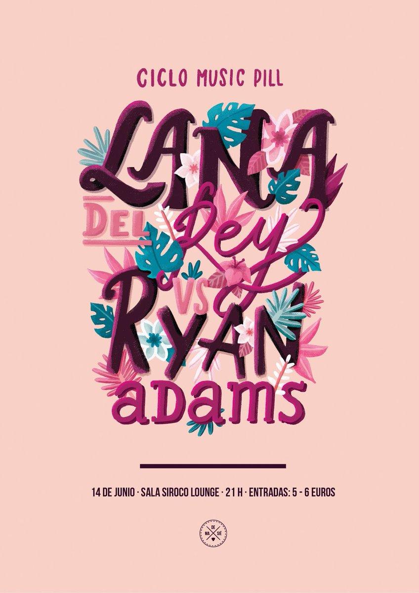 ARTÍCULO | Regresa el Ciclo Music Pill con una velada dedicada a Lana del Rey y Ryan Adams