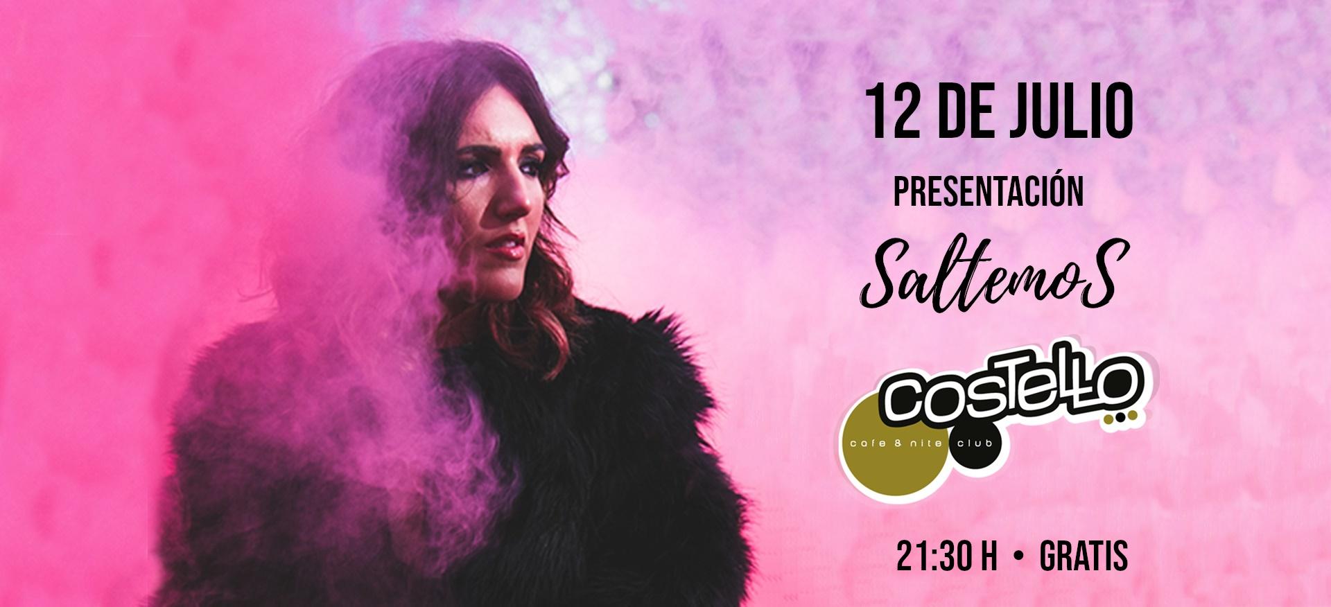 ARTÍCULO | Lara Morello presenta su EP Saltemos en la sala Costello