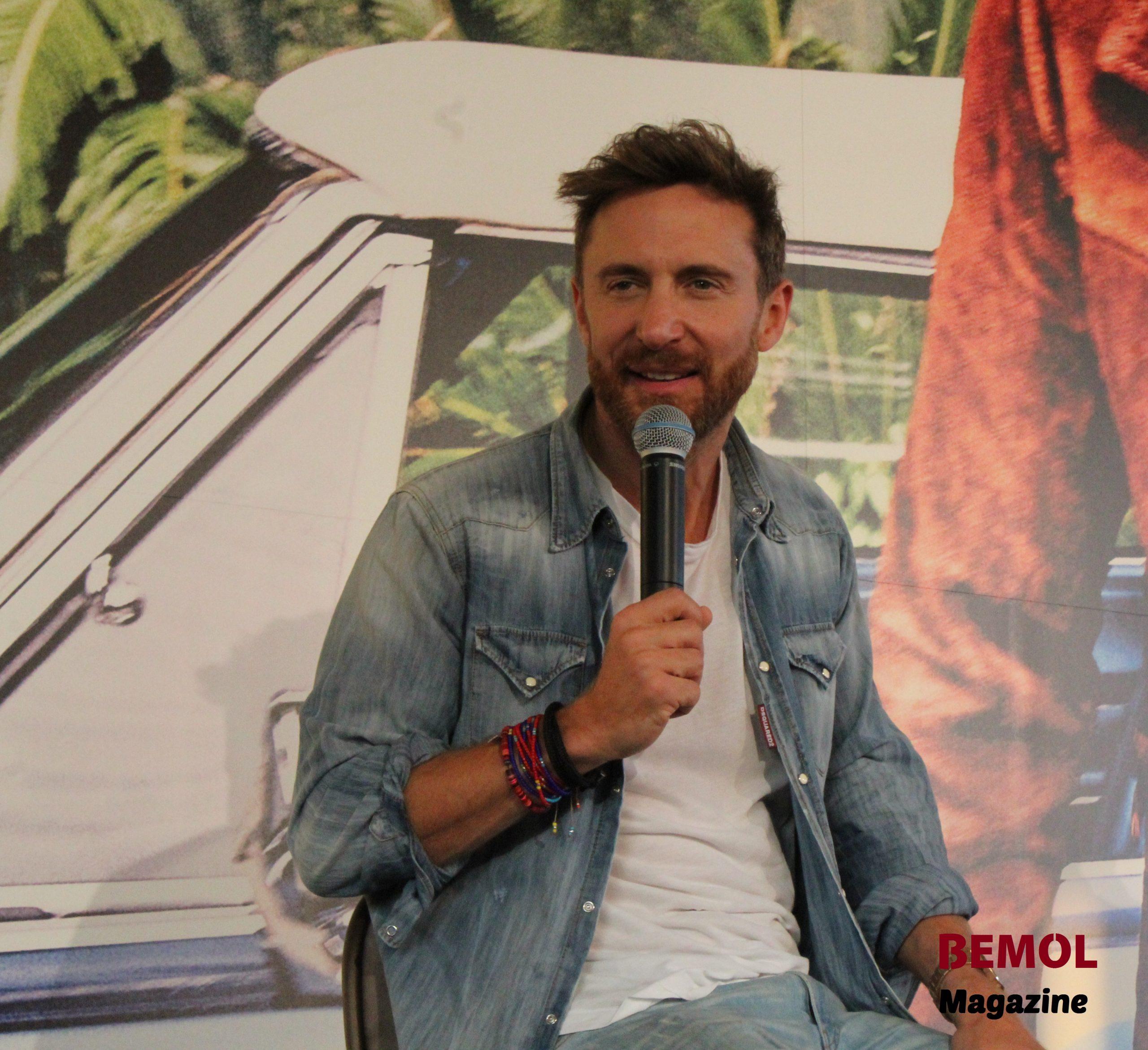 ARTÍCULO   David Guetta presenta en Madrid 7, su nuevo álbum