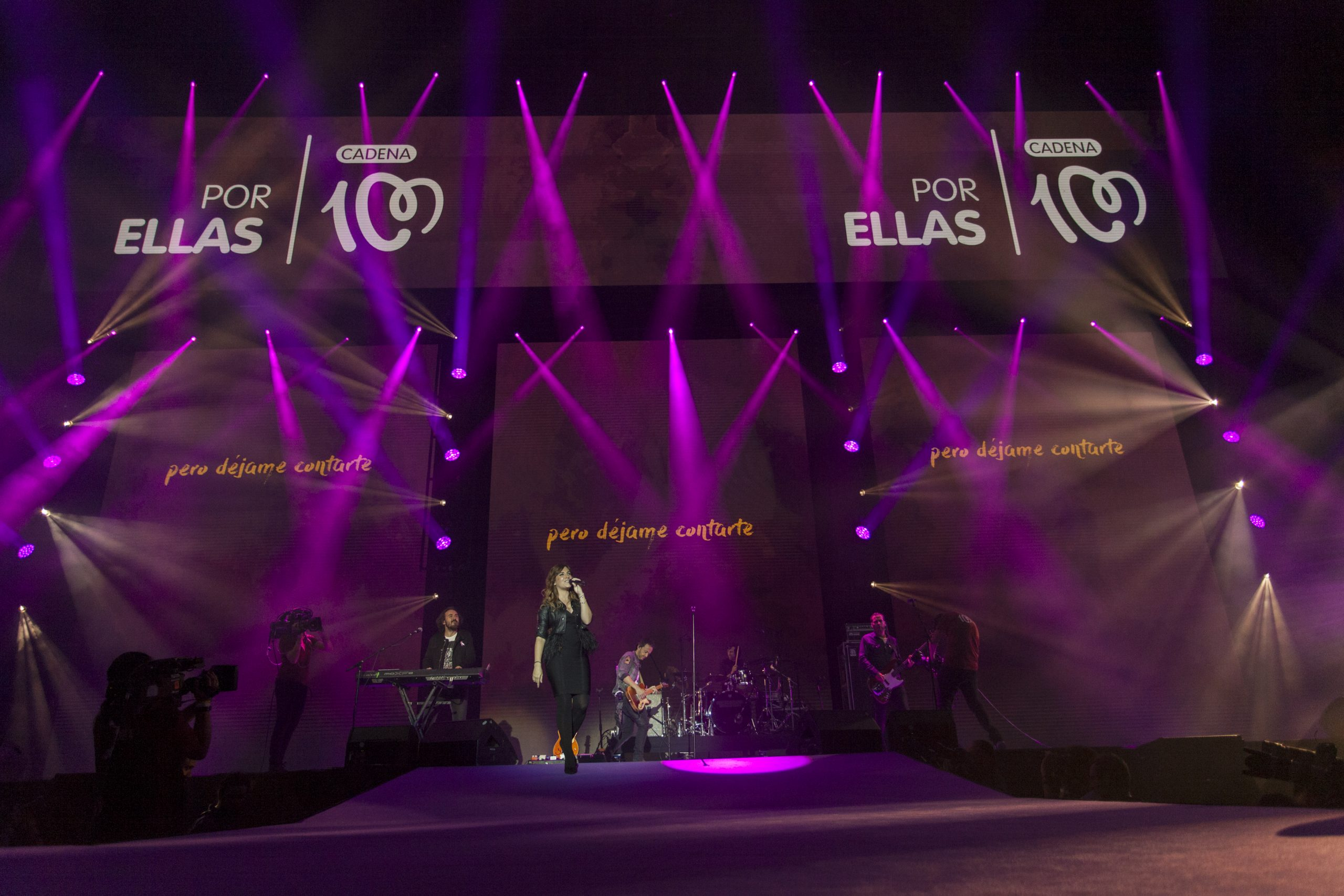 ARTÍCULO | Cadena 100 dedica una noche Por Ellas