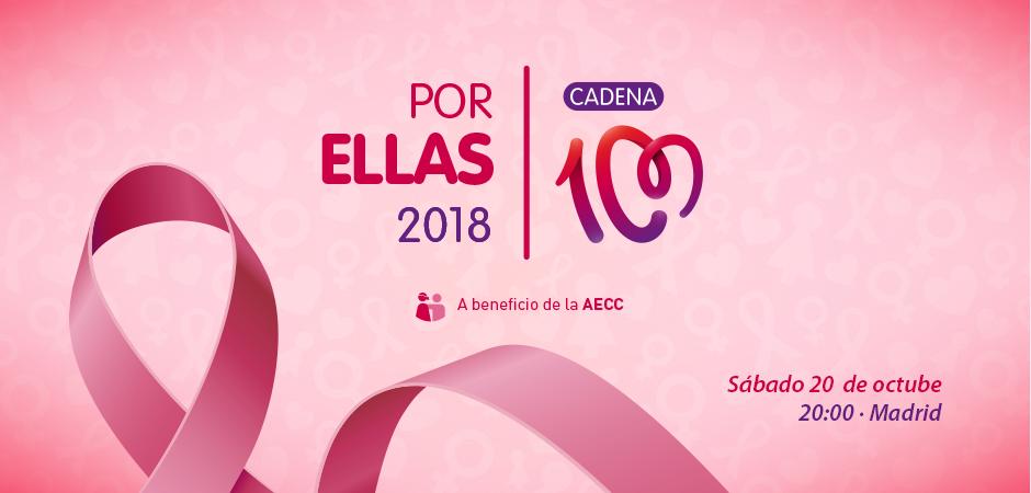 ARTÍCULO | Clean Bandit se suma al concierto contra el cáncer de mama CADENA 100 Por Ellas