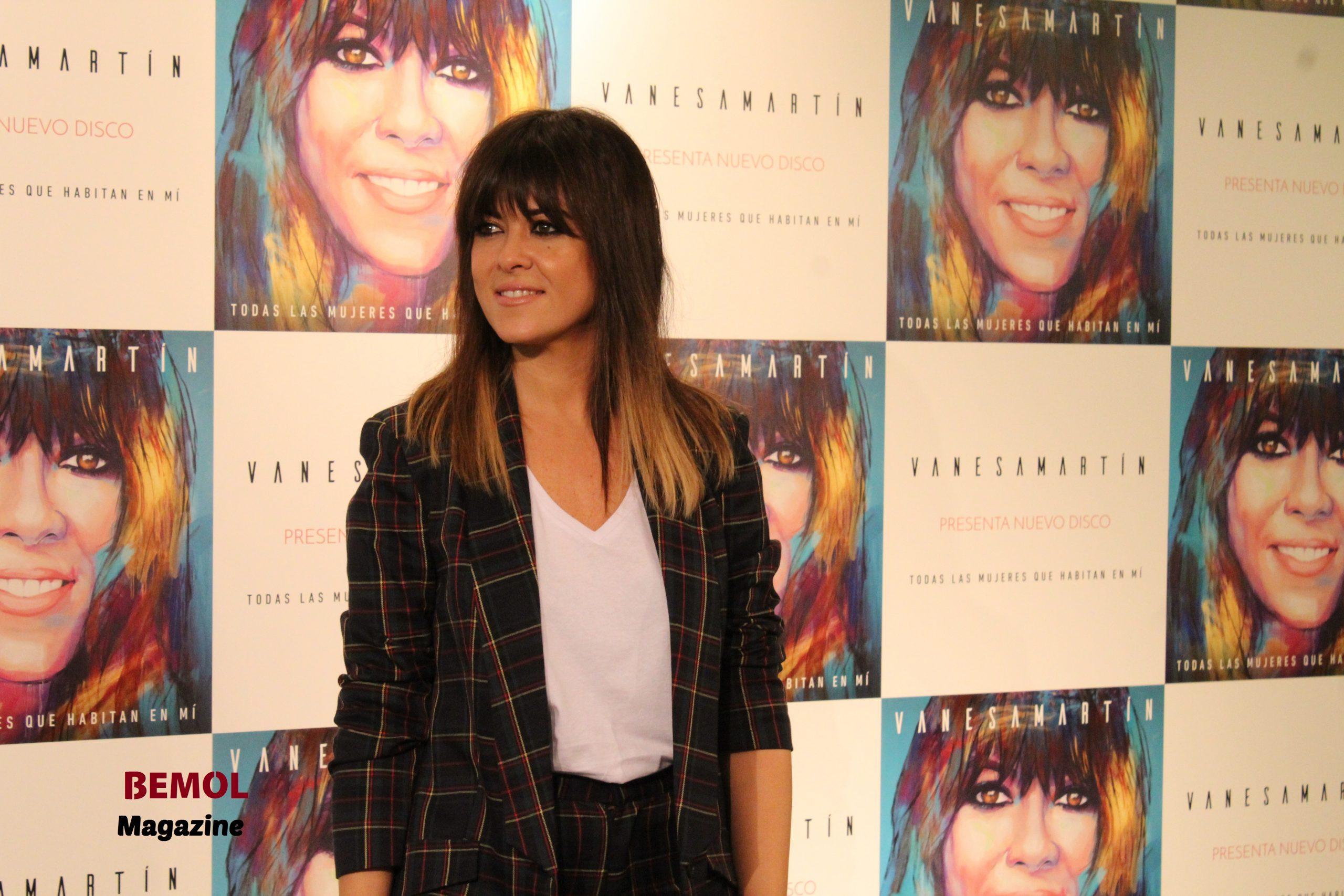 ARTÍCULO | Vanesa Martín presenta Todas las Mujeres que Habitan en Mí, su nuevo álbum