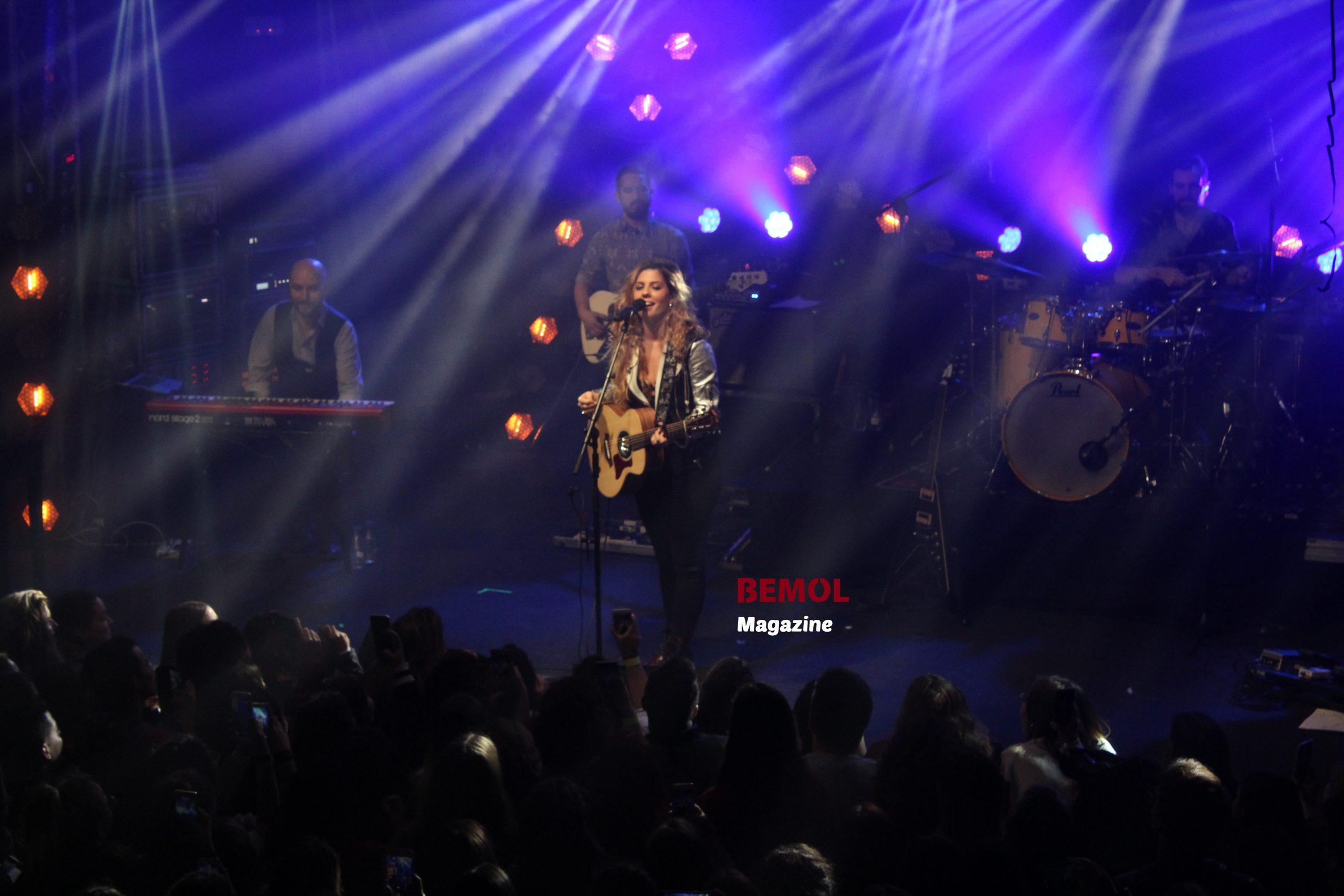 CRÓNICA | Madrid ruge con Miriam Rodríguez