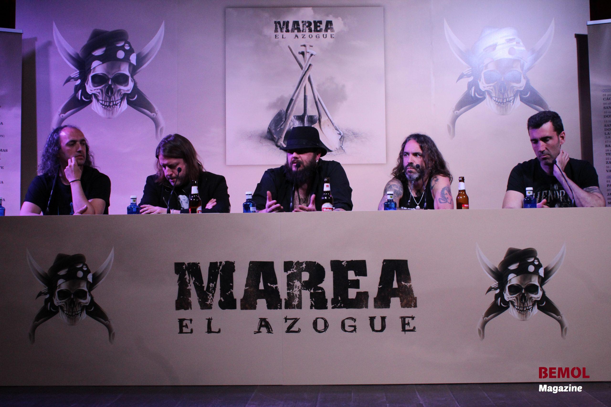 ARTÍCULO | Marea publica disco después de ocho años de silencio