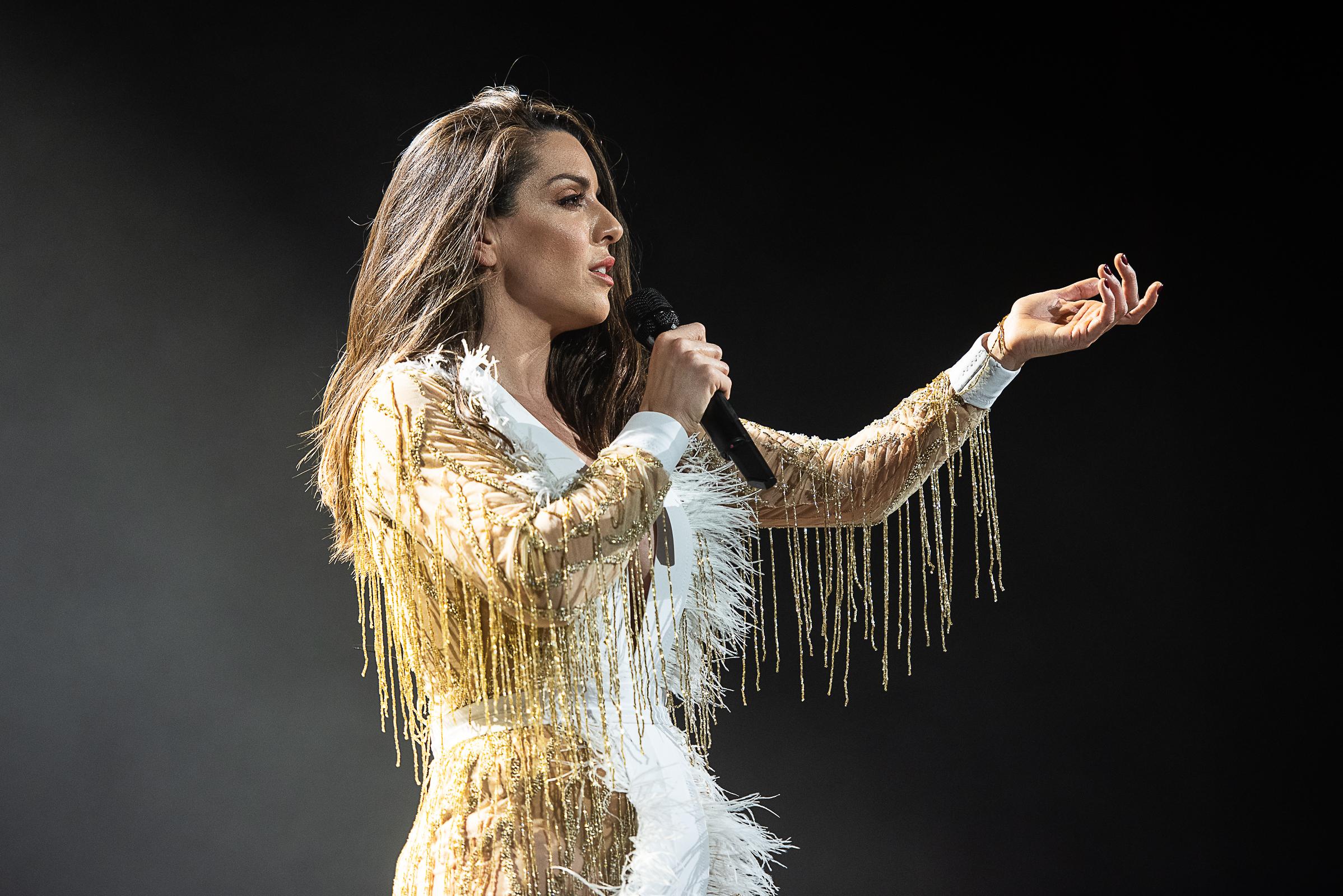 CRÓNICA | Ruth Lorenzo, nuestra estrella del paseo de la fama