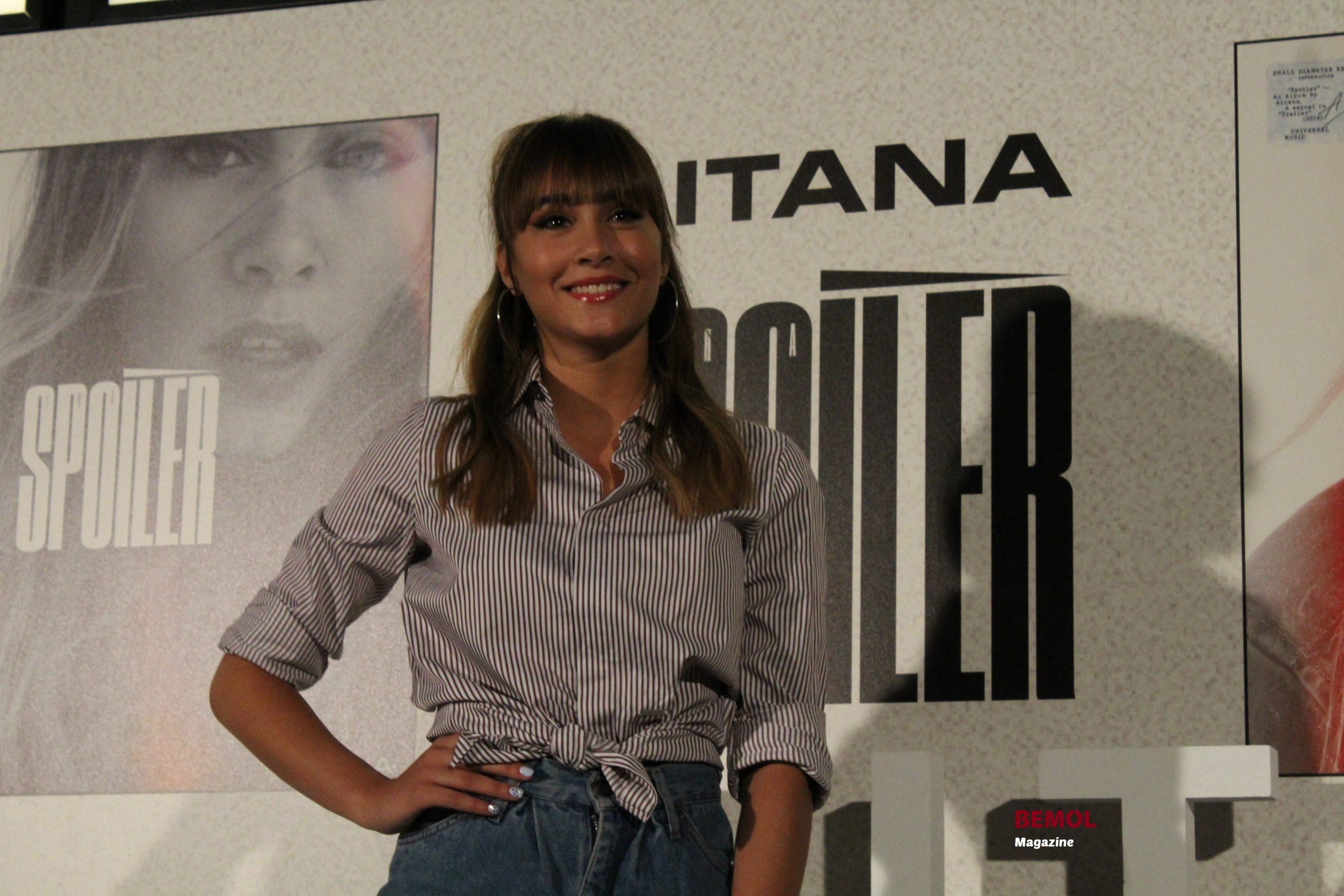 ARTÍCULO | Aitana presenta Spoiler, su primer álbum