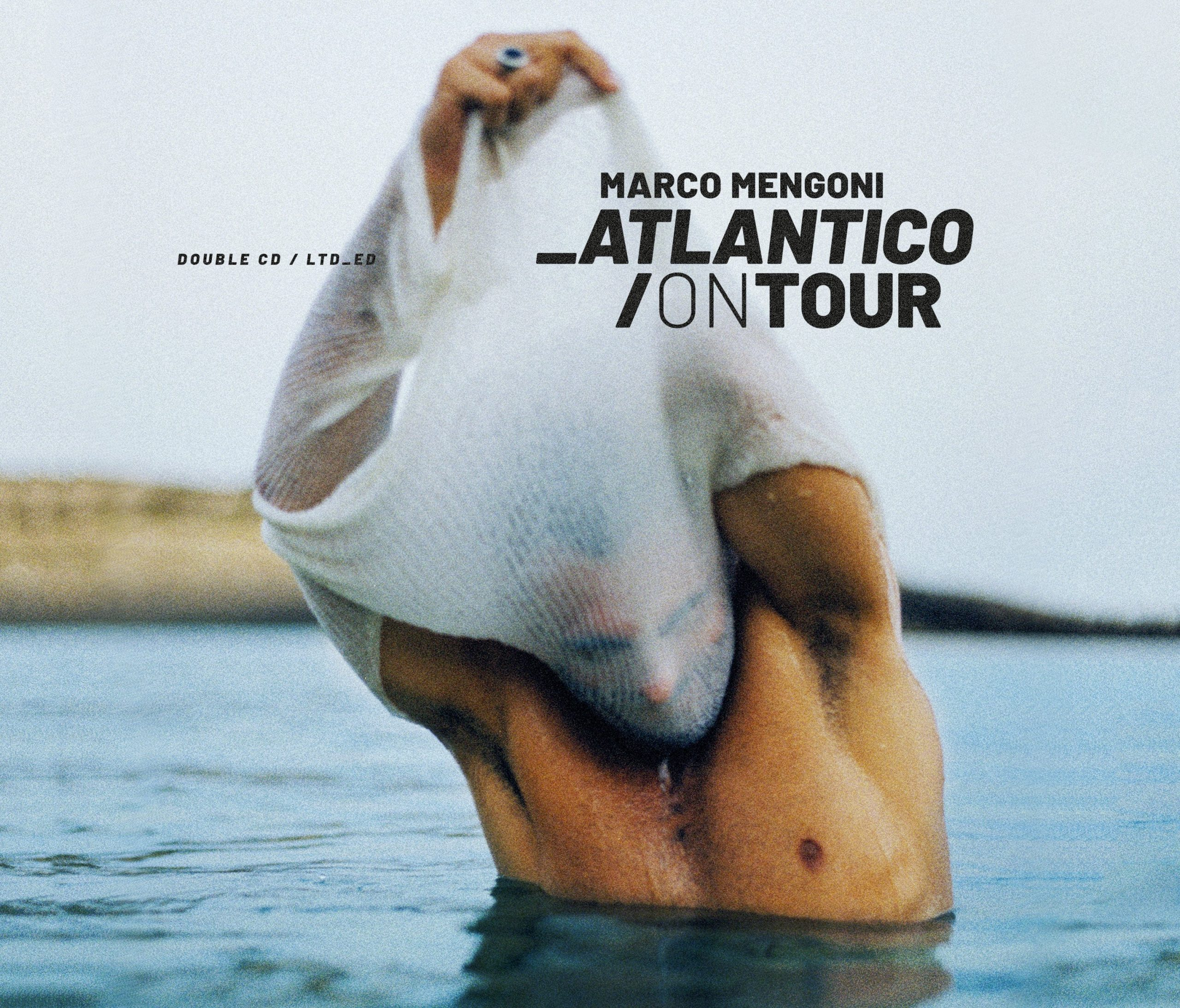 ARTÍCULO | Atlantico On Tour, el nuevo álbum de Marco Mengoni