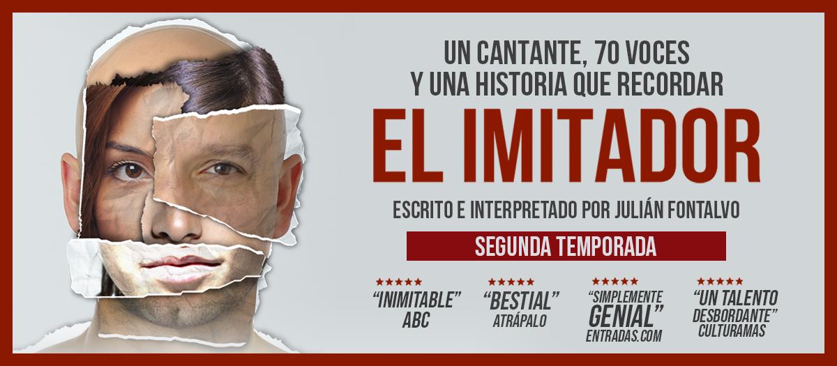 ARTÍCULO | Un cantante, 70 voces y una historia que recordar así es El Imitador