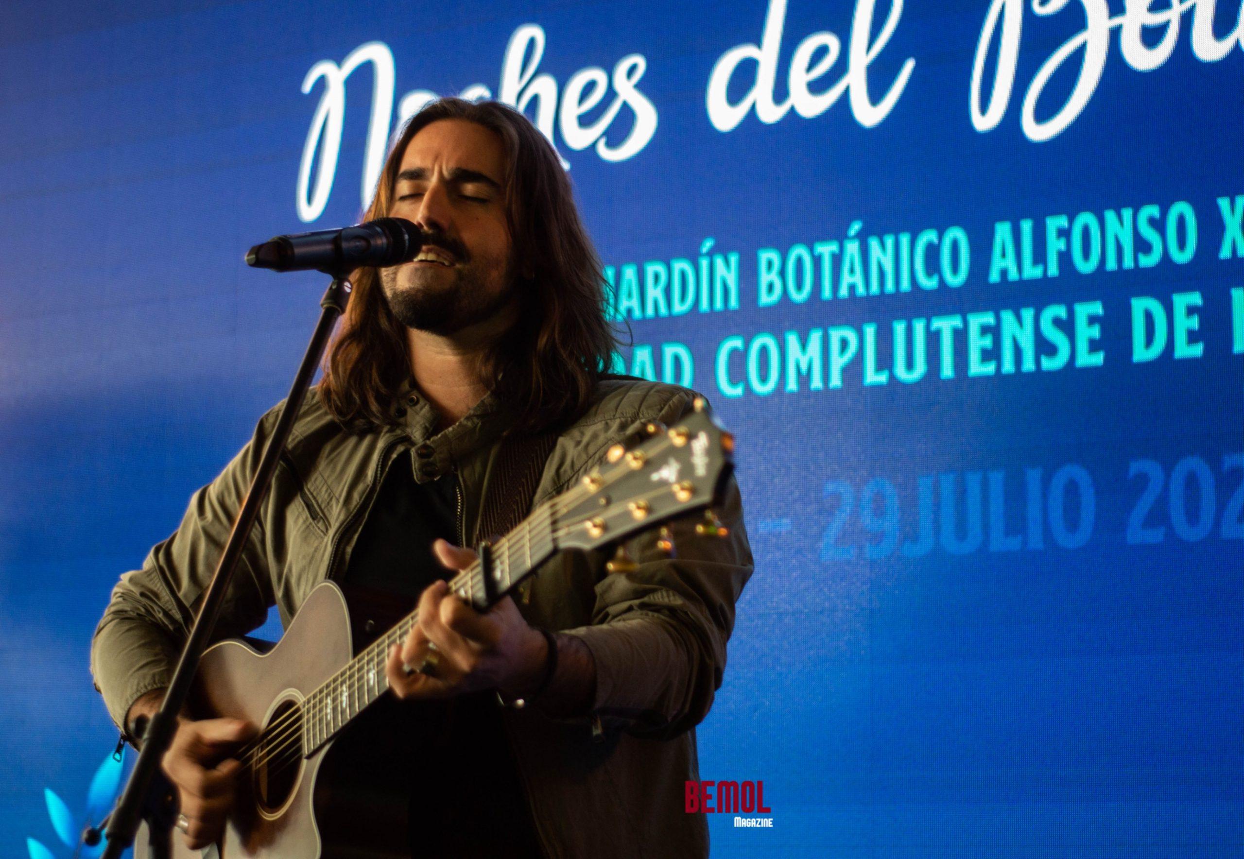 ARTÍCULO | Jessie J, Tom Jones y Andrés Suárez, entre los estelares nombres de las Noches del Botánico 2020