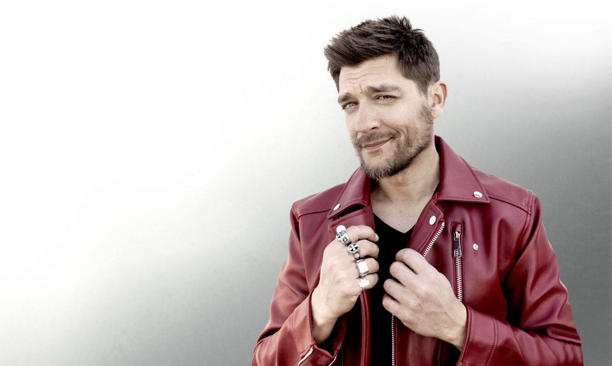 Diego Martín, cantautor murciano