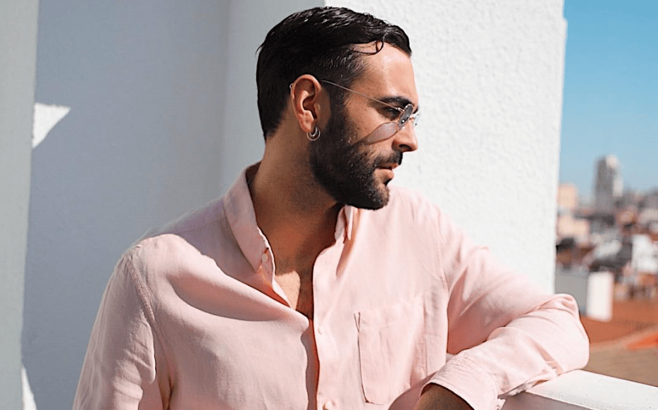 Marco Mengoni, cantante italiano